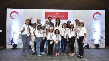 "faber-castell concludes ""art with purpose 2019"" with 1.5 million students participation"