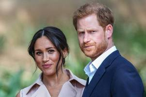 Prince Harry and Meghan Markle to drop HRH titles and pay back £2.4m of taxpayers' money