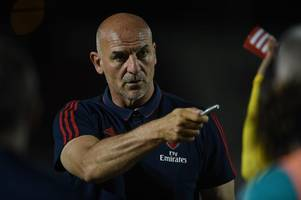 steve bould's orders and the tactical tweak from leicester u23s that secured arsenal u23s' win