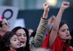 how the women's march made itself irrelevant