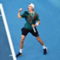 asb classic: ugo humbert wins maiden atp title with asb classic win over benoit paire