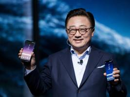 samsung is among the most inventive companies in the world after topping a us patent list