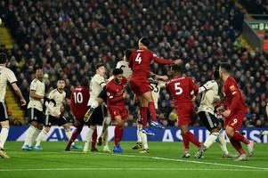 Liverpool player ratings as Virgil van Dijk runs the show in Man Utd win