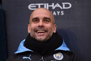 psg 'ready to offer' pep guardiola massive contract to quit man city job