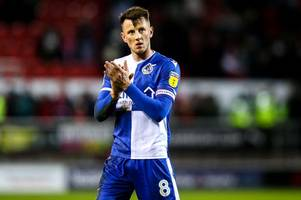 'we need to nail down our identity' – bristol rovers captain ollie clarke on rotherham united defeat