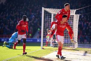 Nottingham Forest LIVE: Slugglish Forest back on terms thanks to Lolley equaliser