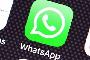 whatsapp down: hundreds of users report problems with messaging app