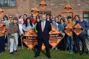 how somerset liberal democrats believe they can recover from general election gloom by 2021