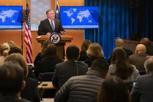 Pompeo calls on international community to classify Hezbollah a terrorist group