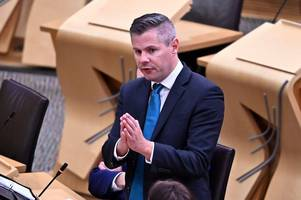 SNP face teaming up with the Tories or the Greens to pass budget through Scottish Parliament