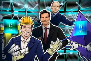 btc could hit $10k, 'stay away from north korea,' akon city: hodler's digest, jan. 13–19
