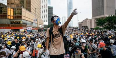 Moody's downgrades Hong Kong's rating, citing the government's 'slow' response to protests