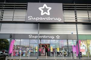 superdrug's blue monday deals- 20% off fragrances and makeup discounts from l'oreal, revlon and maybelline