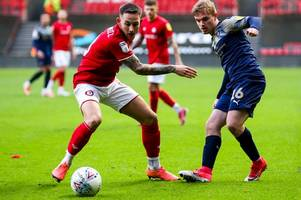 barnsley midfielder gives fan free tickets for twitter support after bristol city loss