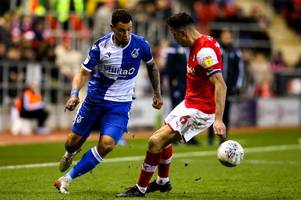 Bristol Rovers transfers and news LIVE: Clarke-Harris latest and possible new signings