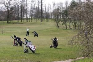 fate of brandhall golf course delayed as anger erupts from protesters