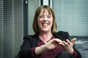 politics needs 'moms with regional accents' says labour leadership candidate jess phillips
