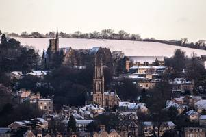 bath ranks as one of most concerned places in uk about blue monday
