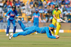 IND vs AUS: Commanding knocks by Rohit Sharma, Virat Kohli give India series win in Bangalore
