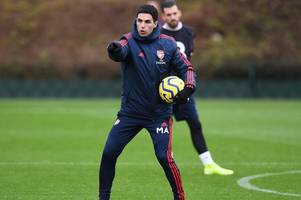 Arsenal press conference live: Mikel Arteta on Nketiah, Lacazette, January transfers and Chelsea