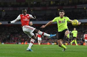 Mikel Arteta explains why Eddie Nketiah will not leave Arsenal in the January transfer window