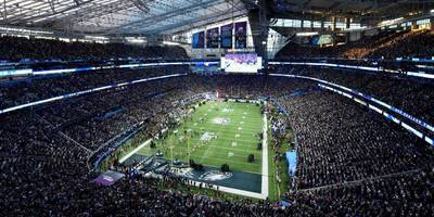 this is the first time the super bowl is streaming in 4k resolution, but it won't be true 4k