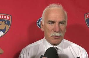 Coach Q on Panthers' 5th straight win: 'I think things are turning in a good direction here'