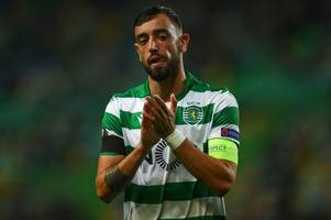 bruno fernandes transfer to man utd held up by 'unusual' contract clause at sporting