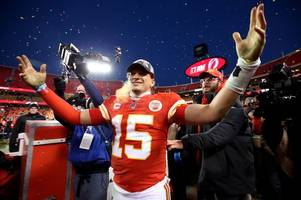 Patrick Mahomes likened to Michael Jordan and told he can take Tom Brady's GOAT title