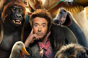 dolittle will delight small children and drive adults mad