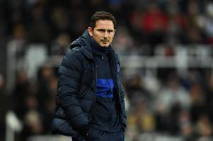 'i get the whole derby one' - frank lampard responds to roy keane comments