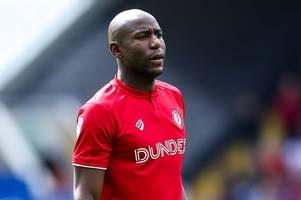 on-loan stoke city striker benik afobe offers hint at bristol city return following charity run