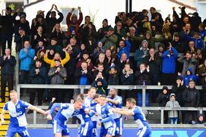 Three reasons for Bristol Rovers fans to be optimistic amid torrid run of form