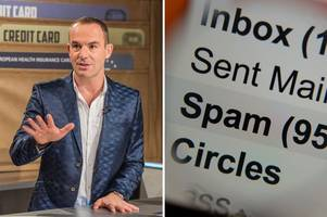 money saving expert martin lewis' urgent warning over bitcoin scam targeting email users