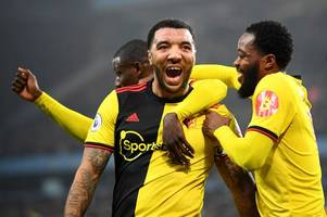 here's how villa park taunted troy deeney after dramatic watford win