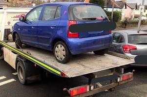 council pcn ticket dodgers' cars towed away until all fines are paid