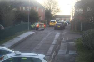 police make arrest after 17-year-old boy is injured in lincoln burglary that led armed police to attend