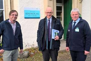 sell-off is an option for kindrogan field studies centre in enochdhu