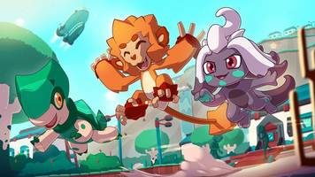 this pokémon-inspired mmo should be a full-fledged anime