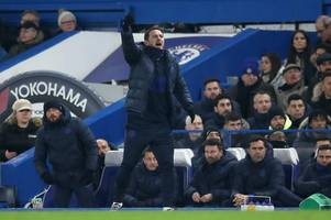chelsea press conference live: frank lampard on arsenal draw, david luiz and tammy abraham