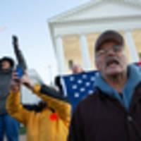 white supremacist group wanted violence at us gun rally to start civil war, prosecutors say