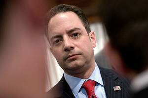 former trump chief of staff reince priebus named political analyst for cbs news