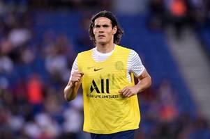 chelsea make edinson cavani loan bid worth £12m in effort to see off atletico
