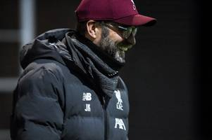 jurgen klopp says he will take pay cut to solve liverpool fixture problem