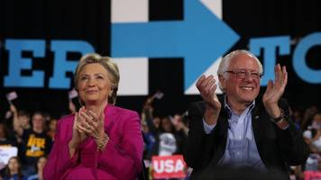 Clinton Criticizes Sanders, Says 'Nobody Wants To Work With Him'