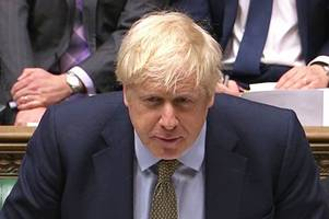 Boris Johnson publicly pledges support for town's bypass