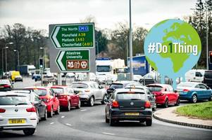 how derbyshire live readers can #do1thing for the environment