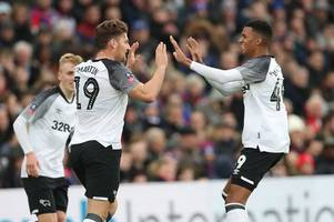 'best day of the month!' - derby county fans react to major announcement