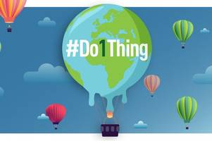 50 ways to save the world - join bristol live's #do1thing campaign to combat climate change