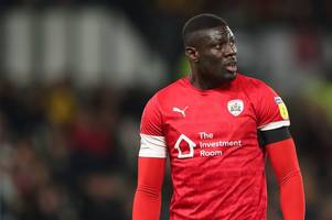 barnsley player missed bristol city defeat due to 'drugs test' - report